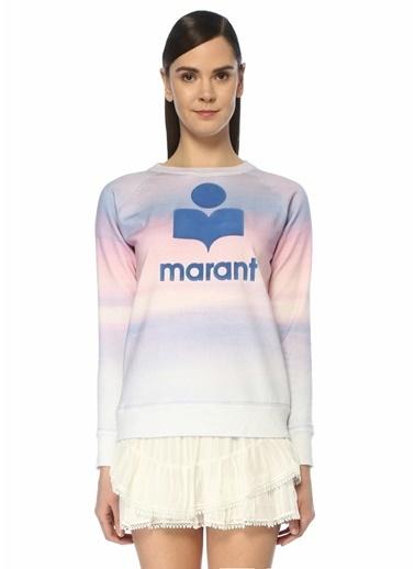 Etoile Isabel Marant Sweatshirt Mavi